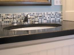 How To Put Backsplash In Kitchen Tile How To Install Glass Mosaic Tile Backsplash In Kitchen Home