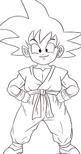 dragon ball drawing coloring pages kids coloring pages