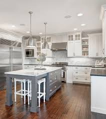 Long Kitchen Island Designs by Kitchen Island With Breakfast Bar Ideas Outofhome House Design
