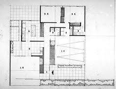 House Plans Architect Amancio Williams Floor Plans Of The Country House At Mar Del Plata
