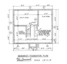 House Plan With Basement by Interior Basement Home Plans In Glorious House Plans With