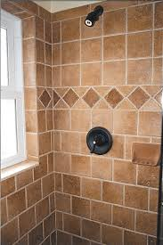 restroom tumbled build bathroom wall tile option for modern home