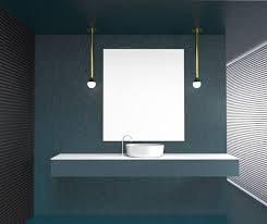 Mood Lighting Bathroom by
