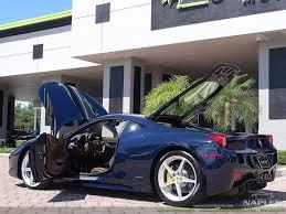 Ferrari 458 Italia Interior - 2011 ferrari 458 italia