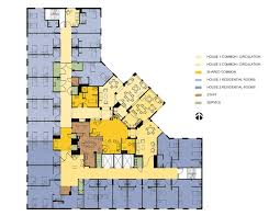 Common House Floor Plans by Awesome House Plans For Senior Living 5 Mather Floorplan1 Jpg