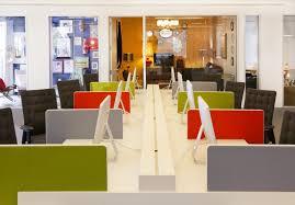 home office open office brick modern new 2017 design ideas open
