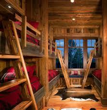 Rustic Home Interior Ideas Rustic Kids U0027 Bedrooms 20 Creative U0026 Cozy Design Ideas