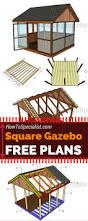 Small Gazebos For Patios by Top 25 Best Backyard Gazebo Ideas On Pinterest Gazebo Garden