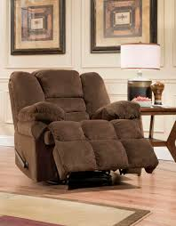 Chocolate Living Room Furniture by Simmons Dynasty Chocolate Swivel Glider Recliner Shop Your Way