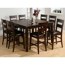 dining tables 9 piece counter height dining set espresso 9 piece large size of dining tables 9 piece counter height dining set espresso 9 piece rustic