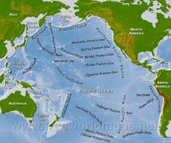 Pictures Of World Map by Geography And Map Of The Pacific Ocean
