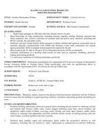 Maintenance Technician Resume Sample by Janitor Combination Resume Sample Sample Resume Custodial