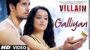 Ek Villain or  one vallian  is a      romantic Indian Movie Tariller Ek vallain Film directed by Mohit Suri The Hero actor name is Sidharth Malhotra      AllMusicStore com A Site For Music Lover   WordPress com