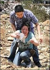 China declara três dias de luto por vítimas de terremoto