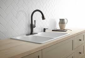 kitchen metal kohler kitchen faucet repair for your kitchen sink