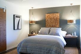 hanging lights for bedrooms bedroom gray pendant lamp brown