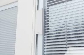 exterior door with blinds between glass exterior doors how to choose a patio door in five steps