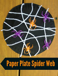 30 halloween projects for kids spider webs spider and halloween