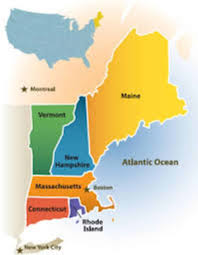Map Of The New England Colonies by New England Mold Remediation Resources Mold Cleaner Today