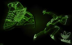 Neon Green Wallpaper by Download Adidas Neon Green Wpc Week 264 1280 X 800 Wallpapers