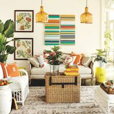 living room make your living room sweet with happy color ideas