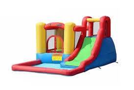 halloween bounce house bounceland jump and splash adventure bounce house u0026 reviews wayfair