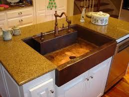 copper kitchen sinks designs captivating sinks andrea outloud