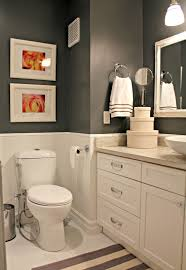 budget bathroom reno two loonies and a penny love the paint