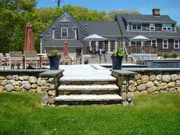Pool Guest House Edgartown Retreat Walk To Town Heated Pool And Guest House Last