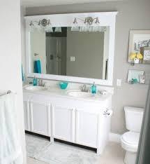 bathroom cabinets cheap vanity mirror black framed bathroom
