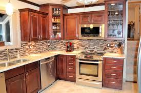 Slate Kitchen Backsplash Backsplash Tile Rustic Latest Gallery Photo
