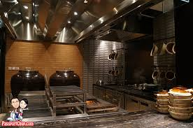 Chinese Restaurant Kitchen Design by Savoring The Authentic Ya Yuan Peking Duck At Kerry Beijing