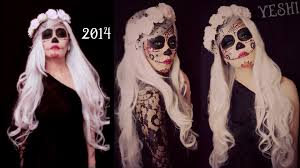 The 15 Best Sugar Skull Makeup Looks For Halloween Halloween by Easy Sugar Skull Makeup Tutorial Halloween Fasching Youtube