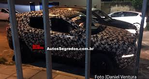 Flagra dos leitores: Jeep 551, Ford Fusion 2017, Chevrolet Cruze ...