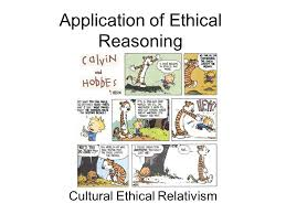 The Reading     The Challenge of Cultural Relativism  by James Rachels