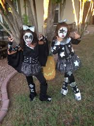 Kids Halloween Costumes Usa Kids Halloween Kiss Costume Russell Simmons And Paul Stanley