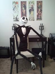diy nightmare before christmas halloween props life size diy jack