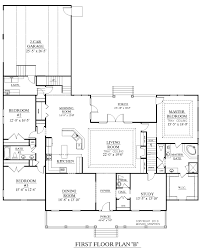 southern heritage home designs house plan the brookgreen house plan brookgreen main floor
