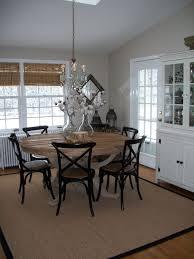 Bistro Table For Kitchen by Best 25 Round Kitchen Tables Ideas On Pinterest Round Dining