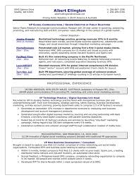 Best Executive Resume Format by Examples Of Executive Resumes
