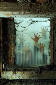 Scary Halloween House Decorations Diy Scary Halloween Window Decorations