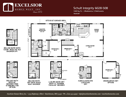 schult integrity 6028 508 excelsior homes west inc