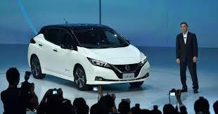 xe nissan 370z gia bao nhieu nissan ra mắt leaf 2018 ô tô điện có giá chỉ 680 triệu đồng