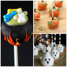 Cake Pops Halloween by Cake Pops And Cookies And Cupcakes Oh My Edison Nation Blog