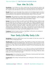 Daily routine in english essay FAMU Online Writing Series My Daily Routine  nd lesson of minutes