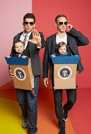 awesome mens halloween costumes ideas baby presidential debate team costume instructions presidential