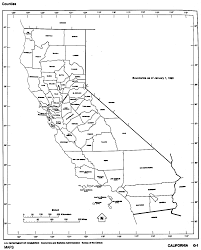 Blank Map Of The United States Of America by California Outline Maps And Map Links