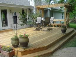 Deck Pergola Ideas by This Looks Similar To My Back Deck But Way Prettier Gives Me