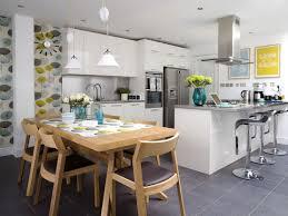 modern open plan kitchen design using polished concrete u2013 kitchen