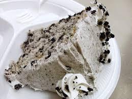 Halloween Cake Mix Cookies by Cookies U0027n Cream Cake 1 Box White Cake Mix Crushed Oreos